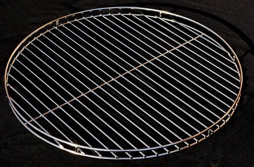 shop grillrost aus edelstahl durchmesser 50 cm neu rostfrei. Black Bedroom Furniture Sets. Home Design Ideas